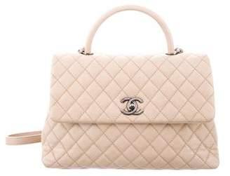 Chanel Medium Coco Handle Bag