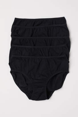 H&M 5-pack Briefs - Black