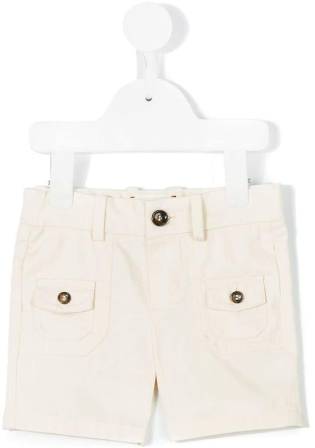 Gucci Kids Shorts mit Klappentaschen