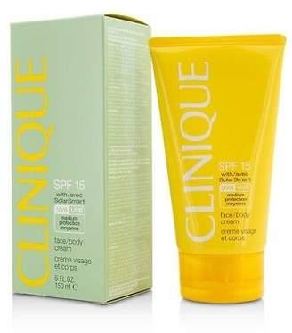 Clinique NEW Face / Body Cream SPF 15 UVA / UVB 150ml Womens Skin Care