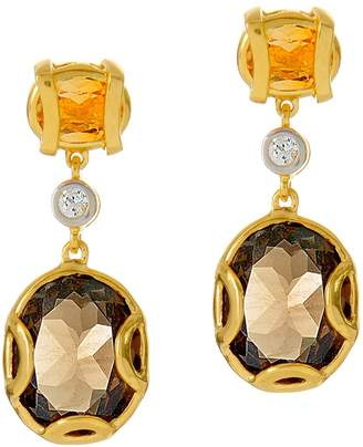 Alexandra Alberta - Madison Smokey Quartz & Citrine