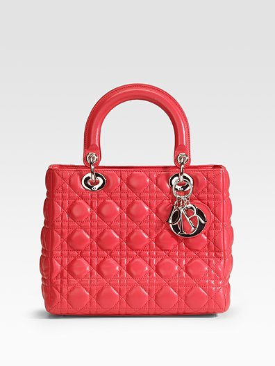 Dior Lady Dior Medium Bag