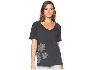 Life is Good Primal Bouquet Easy T-Shirt