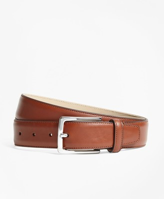 Brooks Brothers 1818 Leather Belt