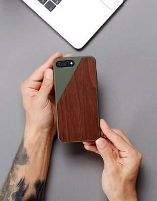 Native Union Premium iPhone 7 plus Wooden Phone Case