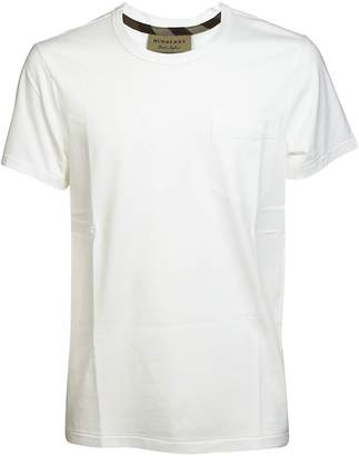 Burberry Chest Pocket T-shirt