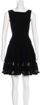 Alaia Wool-Blend Dress