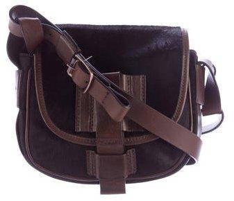 UGGUGG Australia Ponyhair & Leather Crossbody Bag