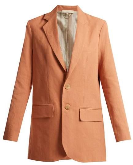 Garisa single-breasted blazer
