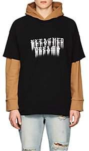 """Stampd Men's """"Bleached Dreams"""" Cotton Jersey T-Shirt - Black"""