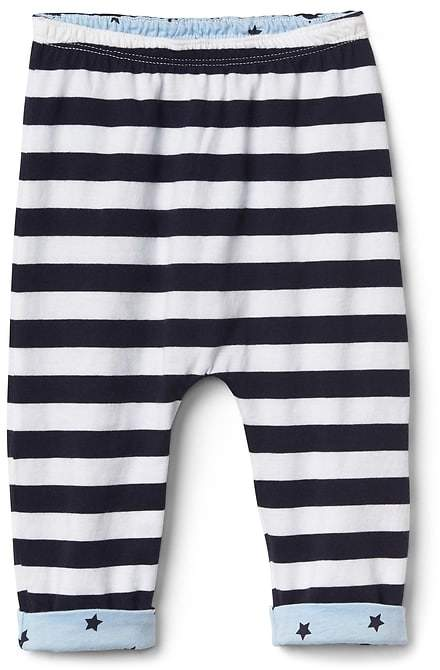 Reversible Lined Pull-On Pants