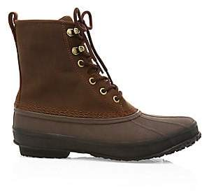 UGG Men's Yucca Leather Duck Toe Boots
