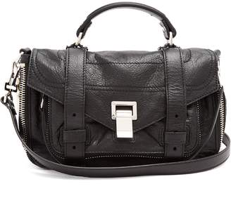Proenza Schouler PS1 Tiny paper-leather cross-body bag