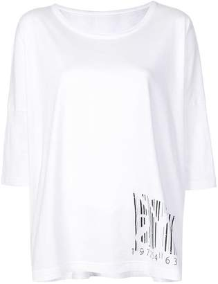 Y's loose fit T-shirt