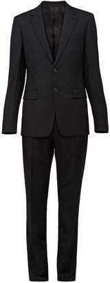 Prada slim fit two piece suit
