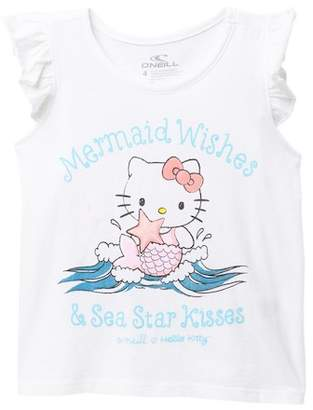 O'Neill Mermaid Wishes Tee (Toddler & Little Girls)