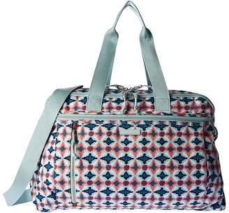 Vera Bradley Lighten Up Weekender Travel Bag Bags
