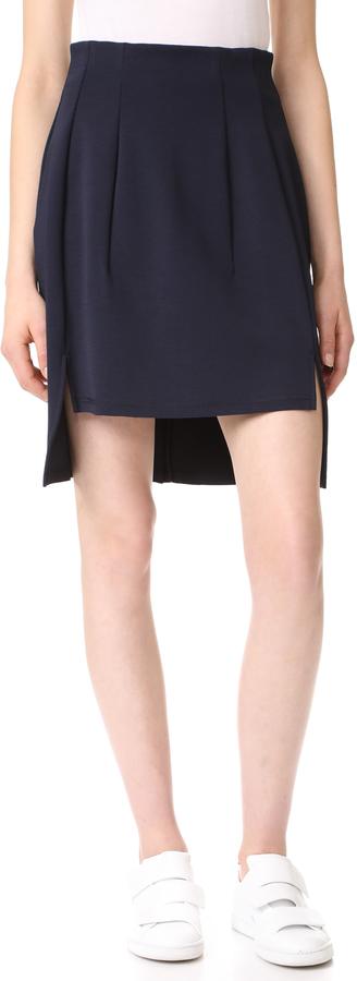 DKNYDKNY Runway Miniskirt