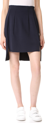 DKNY Runway Miniskirt $298 thestylecure.com