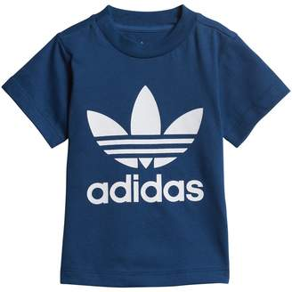 adidas Printed T-Shirt, 3 Months-4 Years