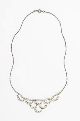 Vintage Loves Vintage 1930s Crystal Necklace