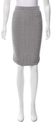 Jonathan Simkhai Textured Bodycon Skirt