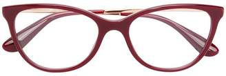 Dolce & Gabbana Eyewear cat eye glasses