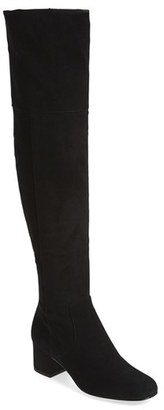 Sam Edelman 'Elina' Over the Knee Boot (Women) $274.95 thestylecure.com