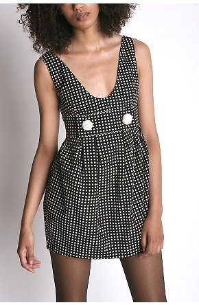 Tappen Mini Dress