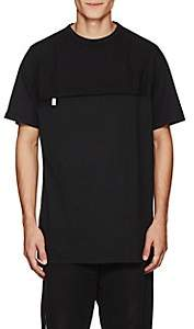 Blood Brother MEN'S VIVE POCKET-FRONT COTTON T-SHIRT-BLACK SIZE S