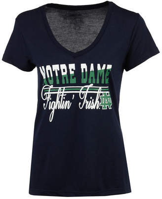 Colosseum Women's Notre Dame Fighting Irish PowerPlay T-Shirt