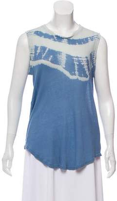 Raquel Allegra Muscle Tee Sleeveless Top w/ Tags