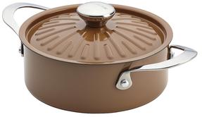 Cucina Non-Stick Covered Round Casserole
