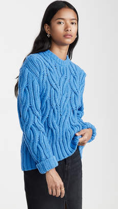 Cédric Charlier Cable Sweater