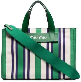 Miu Miu Green Bags For Women - ShopStyle Canada 9536bffbc7650