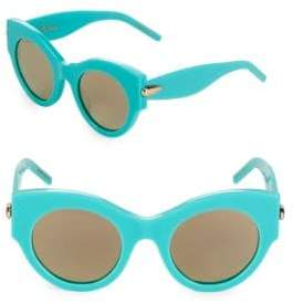 Pomellato 48MM Cat-Eye Sunglasses