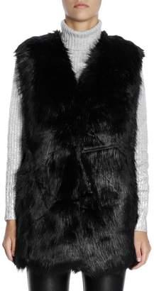 Armani Collezioni (アルマーニ コレッツォーニ) - Armani Collezioni Armani Exchange Coat Coat Women Armani Exchange