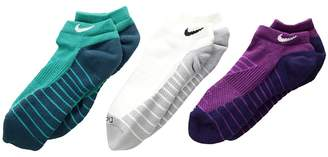Nike Dry Cushion No Show Socks 3-Pair Pack Kids Shoes