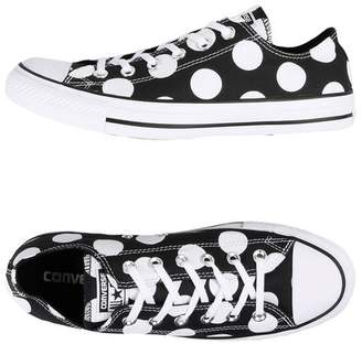 Converse CT AS OX CANVAS PRINT Low-tops & sneakers