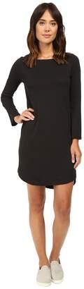 Alternative East Side Long Sleeve Cotton Modal Dress Women's Dress