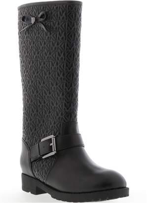 MICHAEL Michael Kors Dhalia Dearest Faux Leather Riding Boot