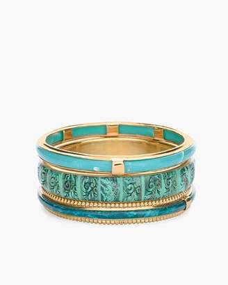 Teal Bangle Set