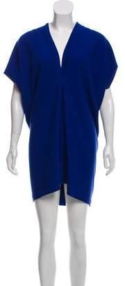 Zero Maria Cornejo Short Sleeve Mini Dress