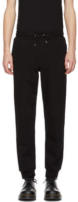 McQ Black Racing Logo Lounge Pants