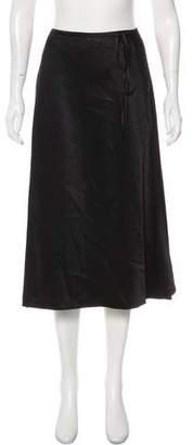 Marc Jacobs Embellished Wrap Skirt