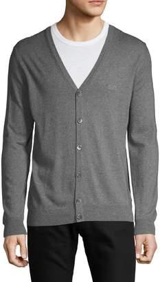 HUGO Bairre V-neck Sweater