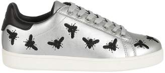 M.O.A. Master Of Arts Moa Embroidered Bee Sneakers