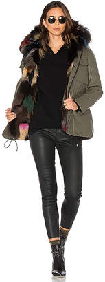 SAM. Multi Kate 4-in-1 Jacket with Fox Fur