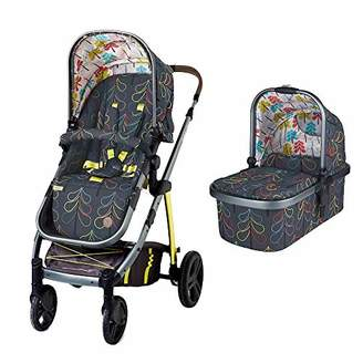 Cosatto Wow Pram and Pushchair, from Birth Carrycot and Pushchair Suitable upto 25 kg, Nordik