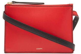 Joseph Montmartre Leather Belt Bag - Womens - Red